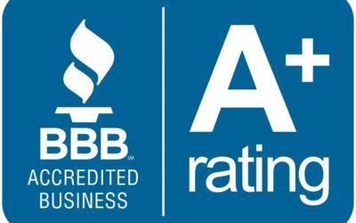 Signed up to be accredited with the BBB yesterday.