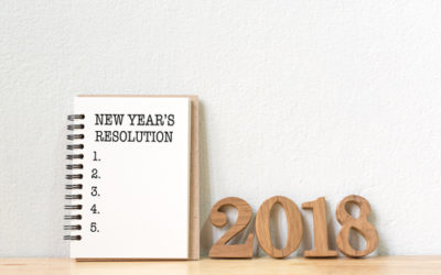 How are those New Year's Resolutions going?