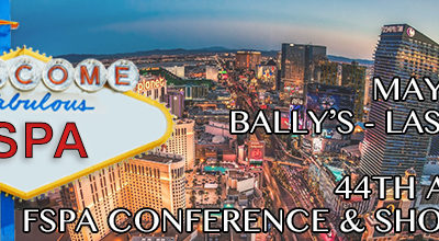 Register today for the 2017 FSPA Conference & Suppliers Showcase at Bally's Las Vegas May 17th – 20th