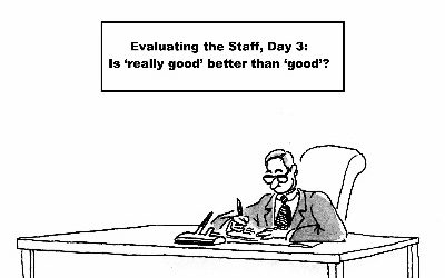 Who Dreads the Annual Review More  – the Manager or the Employee?